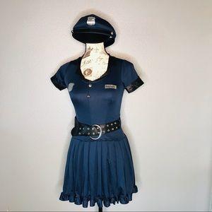 Halloween Costume Cutie Cop size XS/S